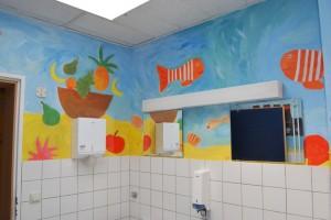 Jungentoilette, Vincenzschule Hofheim