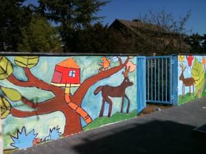 Malprojekt mit Schülern der Drei-Linden-Schule, Neuenhain DSCF6077